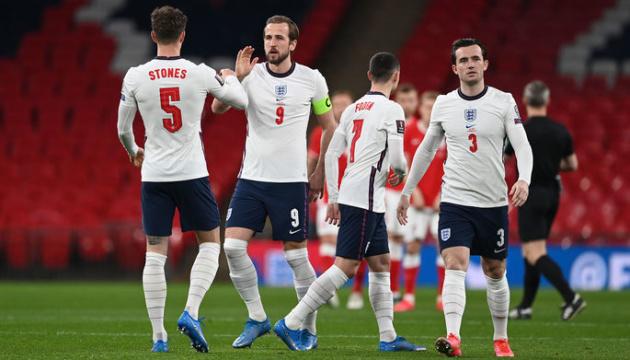 Суперник України Австрія програла Англії в товариському матчі