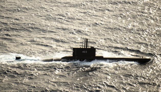 Індонезія відмовилася від спроб підняти на поверхню зниклу у квітні субмарину