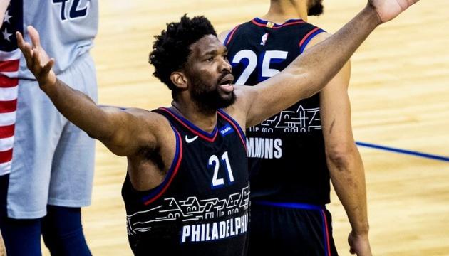 «Філадельфія» обіграла «Вашингтон» Леня і вийшла до другого раунду плей-офф НБА
