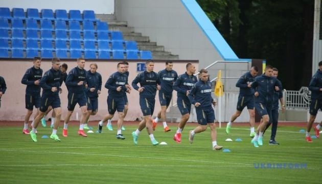 Збірна України визначилася із заявкою на матч з футболістами Північної Ірландії