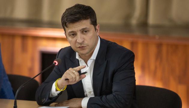 Zelensky propone que el parlamento cree un registro de oligarcas