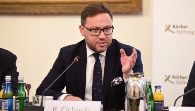 Embajador: Polonia dispuesta a ayudar a Ucrania a independizarse de Gazprom