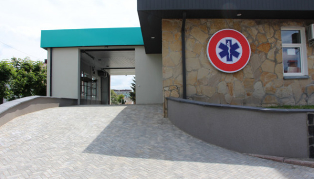 У Ковельській лікарні завершили реконструкцію приймального відділення
