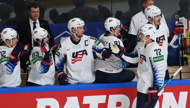 США і Німеччина стали першими півфіналістами чемпіонату світу-2021 з хокею
