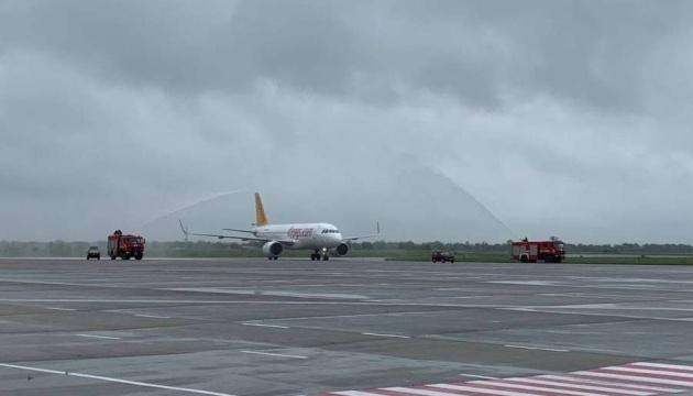 Міжнародний аеропорт «Херсон» відкрив другий рейс до Стамбула