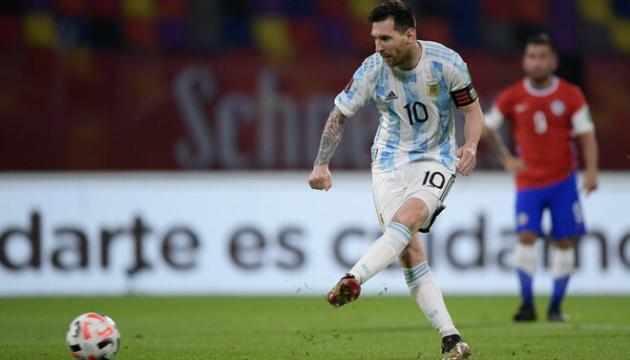 Відбір на ЧС-2022: Аргентина з Мессі не зуміла обіграти Чилі