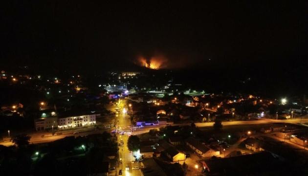 У Сербії вдруге за місяць стався вибух на фабриці боєприпасів
