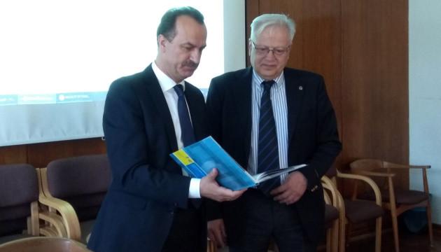 Посол України зустрівся з працівниками кафедри україністики Загребського університету