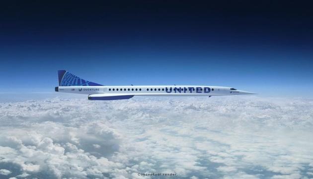 З Нью-Йорка до Лондона за 3,5 години: у США планують запустити надзвукові авіалайнери