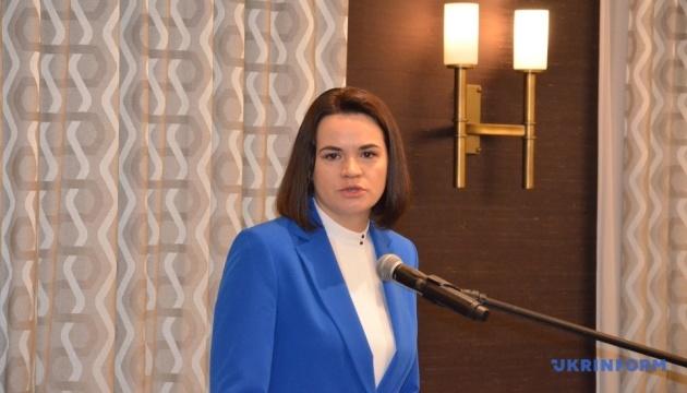 Протасевича тортурами примусили до свідчень - Тихановська
