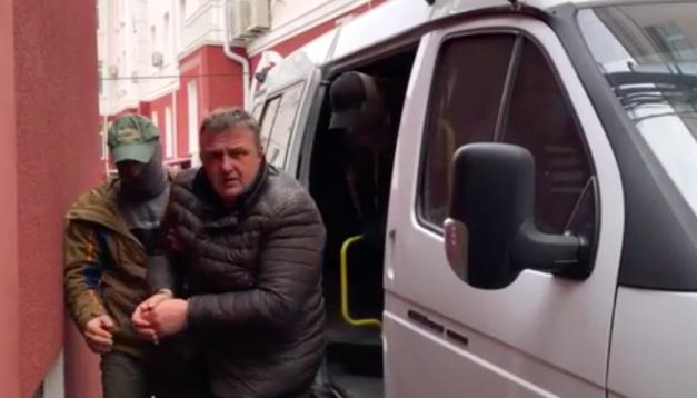 USA fordern von Russland Freilassung von Journalist Yesypenko