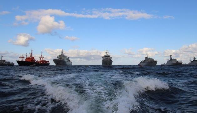 Литва розпочинає навчання у Балтійському морі разом з країнами НАТО