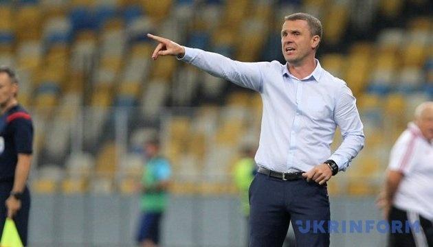 Ferencvaros beendet Zusammenarbeit mit ukrainischem Trainer Rebrow