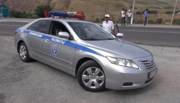 Кортеж президента Кыргызстана попал в ДТП, есть погибшие и пострадавшие