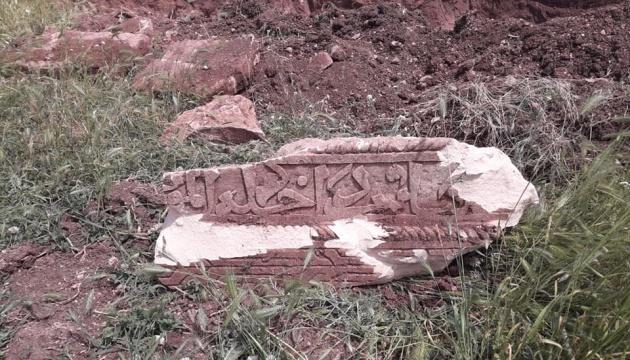 У Криму під час будівельних робіт знайшли стародавнє мусульманське кладовище