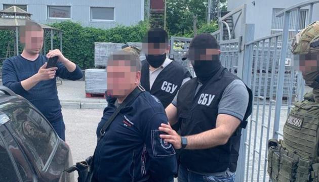 В Україні спіймали росіянина, якого за тяжкі злочини розшукував Інтерпол