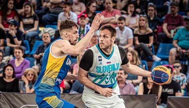 Украинские баскетболисты 3х3 неудачно начали олимпийский отбор