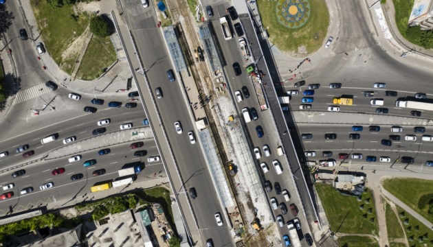 Ремонт Індустріального шляхопроводу планують завершити до кінця літа