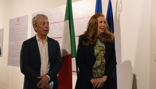 Ткаченко поделился своими впечатлениями от выставки «Столетие. Феллини в мире»