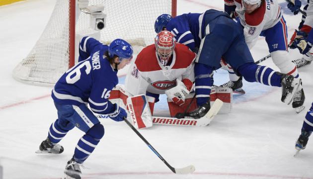НХЛ: «Вінніпег» програв другий матч «Монреалю» в серії плей-офф Кубка Стенлі