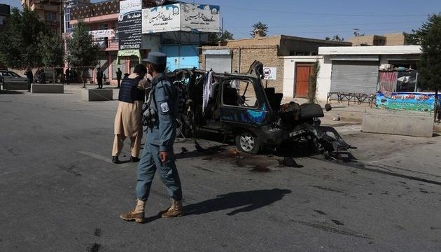 Внаслідок вибуху у Кабулі загинула ведуча новин