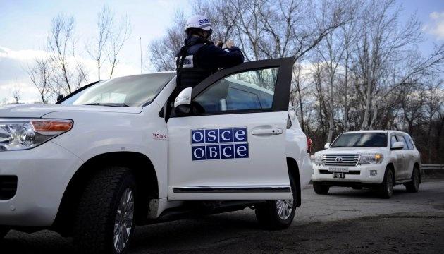 Donbass: OSZE-Mission zählt täglich fast 80 Verstöße gegen Waffenruhe