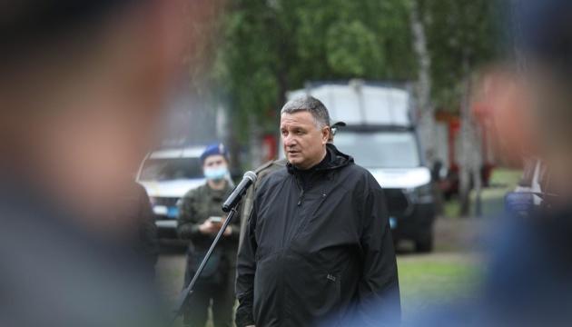 Аваков не виключає провокацій РФ в Україні після запуску Nord Stream 2