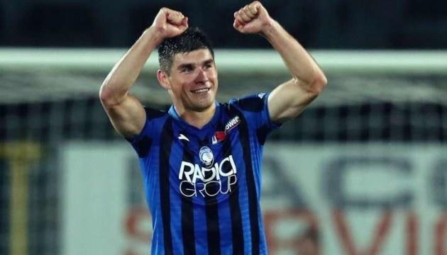 Малиновський визнаний найкращим гравцем «Аталанти» в травні