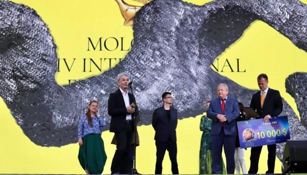 Ткаченко привітав переможців кінофестивалю «Молодість»