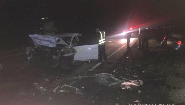 На Закарпатті сталося лобове зіткнення авто, загинули двоє людей