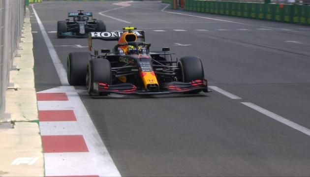 Формула-1: Перес виграв Гран-прі Азербайджану