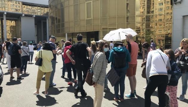У Києві зменшується кількість хворих на COVID-19