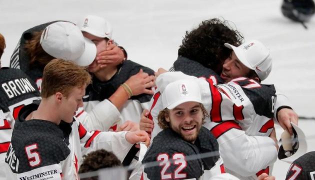 Збірна Канади виграла чемпіонат світу з хокею