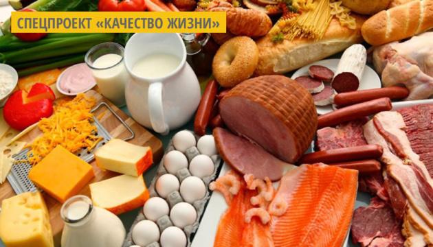 В Украине стартовала кампания по безопасности продуктов питания «А ребенку можно?»