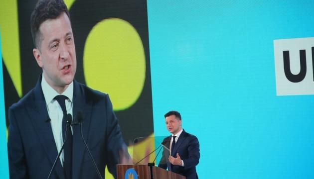 ウクライナのNATO加盟問題は速やかに解決すべき=ゼレンシキー大統領