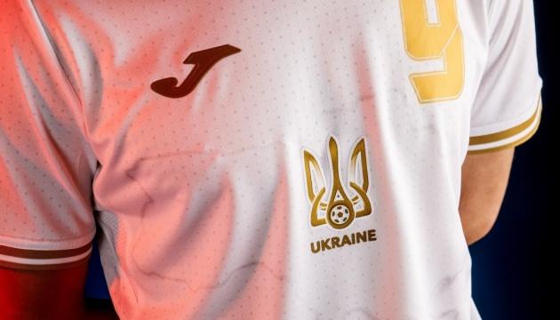 Fußball-EM: Neues Trikot der Ukraine mit Umriss der Krim