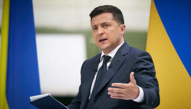 Zelensky praises cooperation with Venice Commission, its advisory assistance to Ukraine