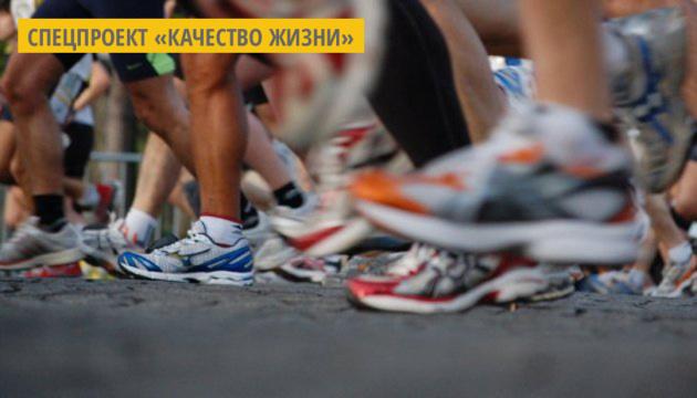В Житомире во время забега «Полиция передает эстафету» планируют установить рекорд Украины