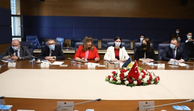 Українська і турецька делегації в ПАРЄ обговорили в Анкарі «кримське» питання