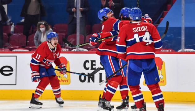 НХЛ: «Монреаль» виграв серію у «Вінніпега» і вийшов до третього кола плей-офф Кубка Стенлі