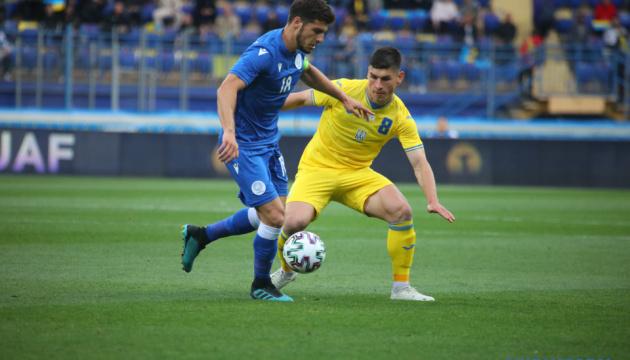 Letztes Testspiel vor Fußball-EM: Ukraine schlägt Zypern 4:0