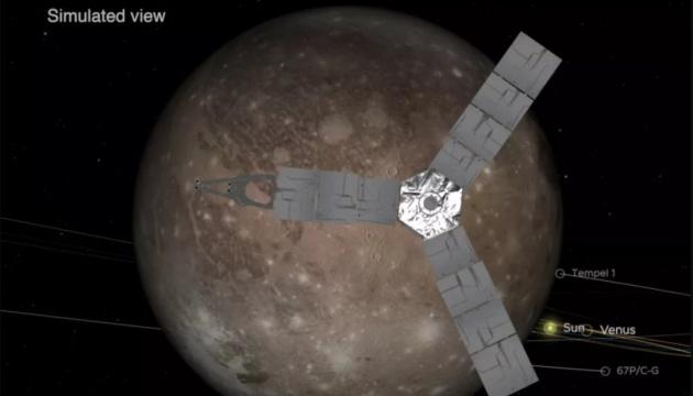 Зонд NASA максимально наблизився до найбільшого супутника Сонячної системи
