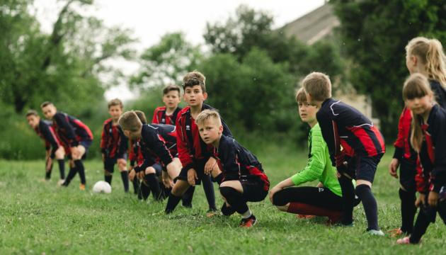 «Спортивний наставник»: На Львівщині провели відкрите тренування для дітей