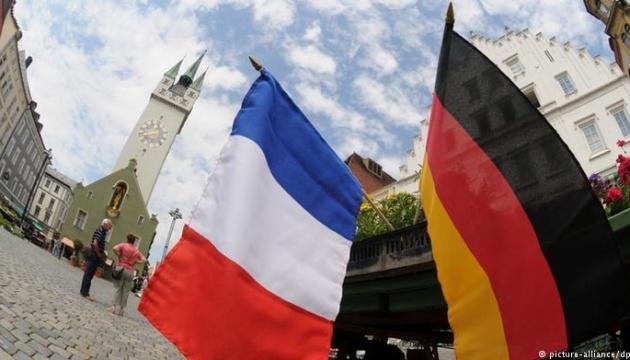 La France, l'Allemagne, et la Russie ont discuté du conflit dans l'est de l'Ukraine