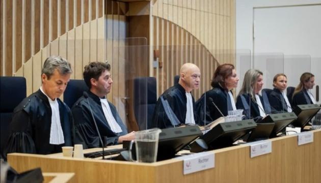 На засіданні суду у справі МН17 показали відео з «Буком»
