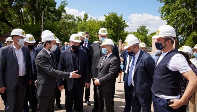 На Дніпропетровщині реконструюють і будують 49 об'єктів - ОП