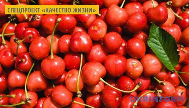 Черешня: чем полезна эта ягода