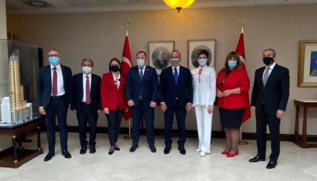 Туреччина підтримує Україну у прагненні досягти прогресу на шляху до НАТО