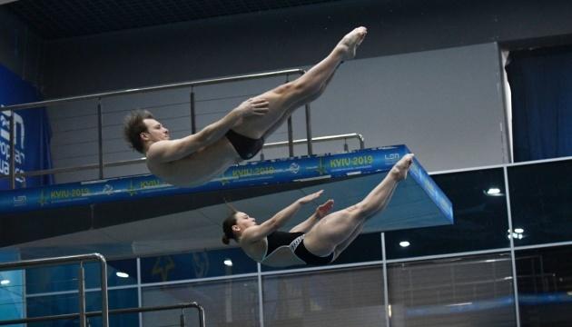 Розпочався розіграш олімпійських ліцензій для стрибунів у воду