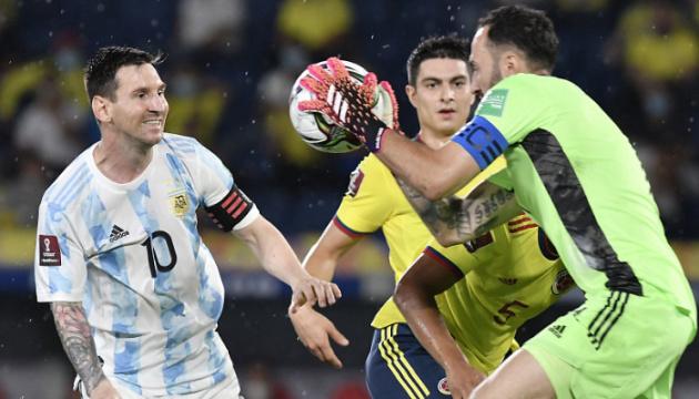 Відбір на ЧС-2022: Бразилія обіграла Парагвай, Аргентина втратила перемогу над Колумбією